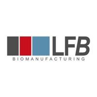 Logo LFB - Biomanufacturing